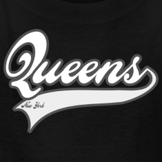queens new york Kids' Shirts
