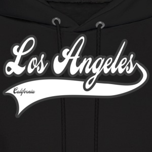 los angeles california Hoodies - Men's Hoodie