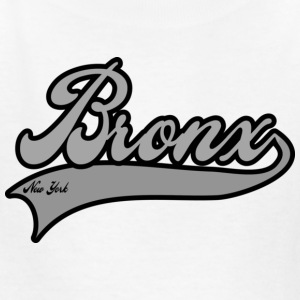 bronx new york grey Kids' Shirts - Kids' T-Shirt