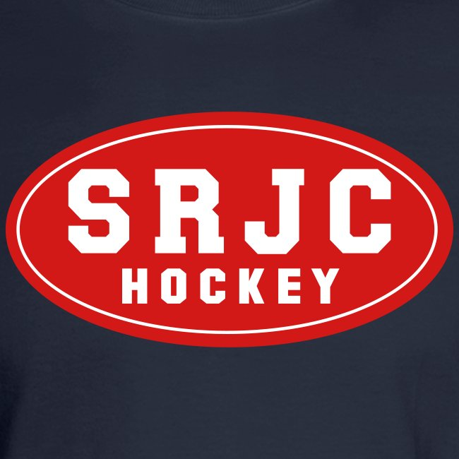 Vintage Men's SRJC Hockey Long Sleeve T-shirt