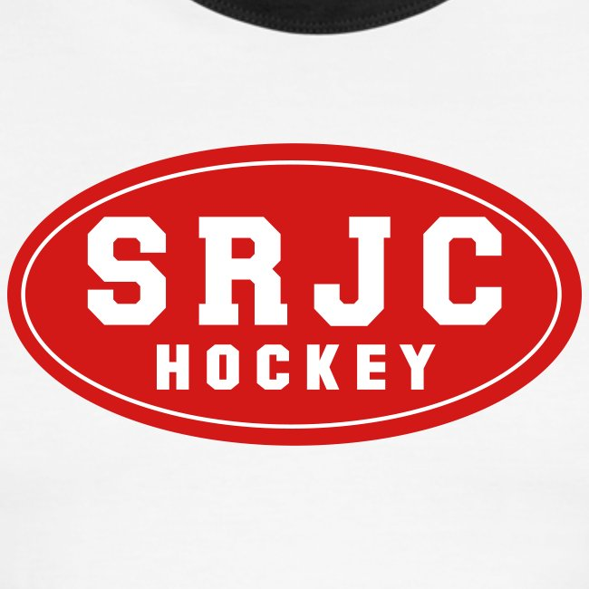 Vintage Men's SRJC Hockey 2-tone T