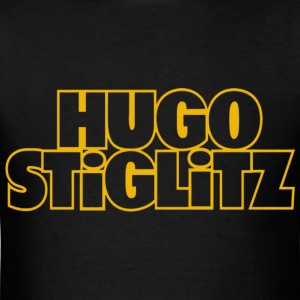 Hugo Stiglitz Fancy Font T-Shirts - Men's T-Shirt