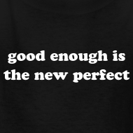 Design ~ The New Perfect Kids' Tee