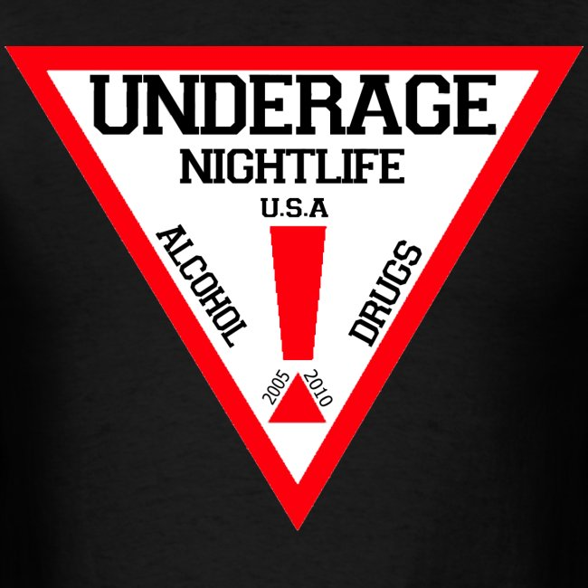 GUESS THE NIGHTLIFE SHIRT