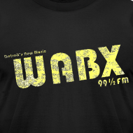 Design ~ WABX Men's American Apparel Tee