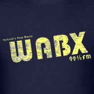 Design ~ WABX Men's American Standard Weight T-Shirt