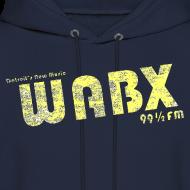 Design ~ WABX Men's Hooded Sweatshirt