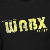 Design ~ WABX Women's Standard Weight T-Shirt