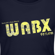 Design ~ WABX Women's Long Sleeve Jersey Tee