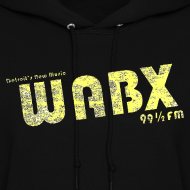 Design ~ WABX Women's Hooded Sweatshirt