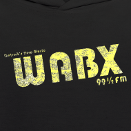 Design ~ WABX Women's Kid's Hooded Sweatshirt