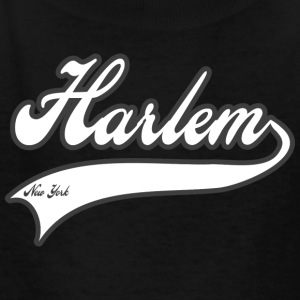 harlem new york Kids' Shirts - Kids' T-Shirt