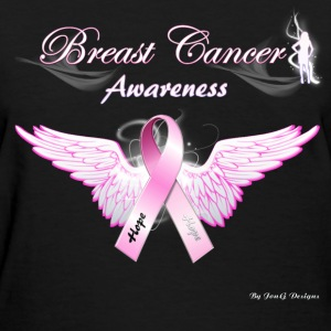 Breast Cancer Awareness Shirt  - Women's T-Shirt