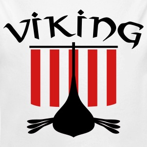 Viking Baby Bodysuits - Long Sleeve Baby Bodysuit