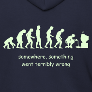 Design ~ Wrong evolution