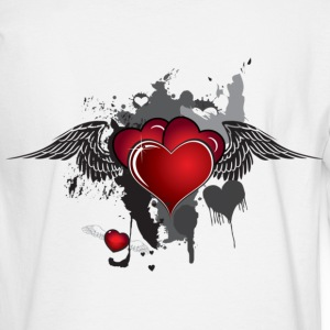 Men Valentine 2 - Men's Long Sleeve T-Shirt