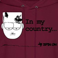Dimitri - In my country Sweatshirt
