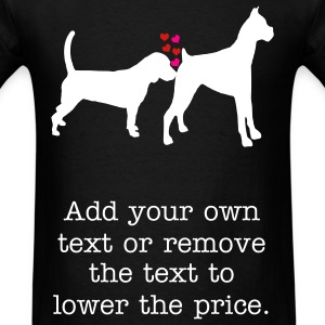 dogs T-Shirts - Men's T-Shirt