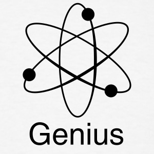 apple_genius T-Shirts - Men's T-Shirt