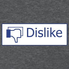 Dislike Women's T-Shirts