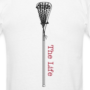 Lax - Men's T-Shirt