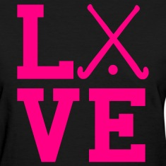 love field hockey Women's T-Shirts