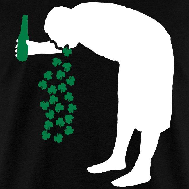 St. Patrick's Day Drunk