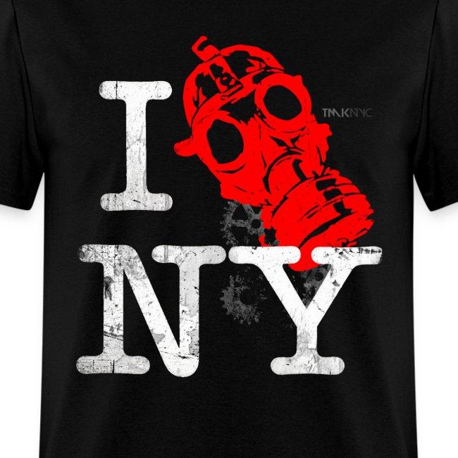 Mens NYC Industrial tee