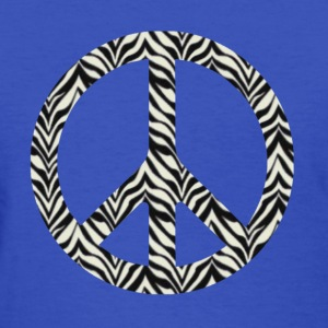 PEACE! (WOMEN) - Women's T-Shirt