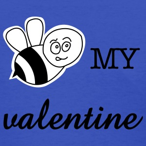 Bee my Valentines Day t-shirt - Women's T-Shirt