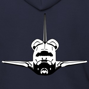 Spaceshuttle Zip Hoodies/Jackets - Men's Zip Hoodie