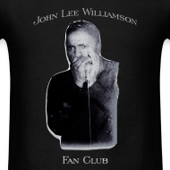 Design ~ John Lee Williamson Fan Club t-shirt