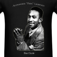 Design ~ Papa Lightfoot Fan Club t-shirt