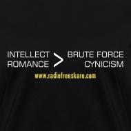 Design ~ Intellect & Romance (T-Shirt)