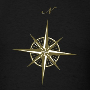 Compass Rose T-shirt - Men's T-Shirt