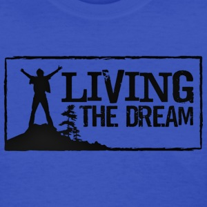 Women's Living the Dream T-Shirt - Women's T-Shirt