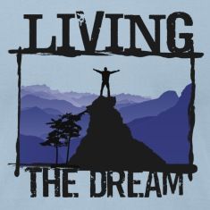Men's Living the Dream T-Shirt