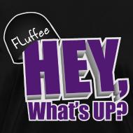 Design ~ Womens T-shirt, Hey, What's up?