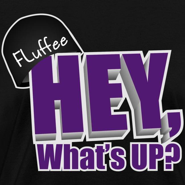 Womens T-shirt, Hey, What's up?