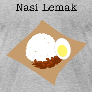 Nasi Lemak - Men's T-Shirt by American Apparel