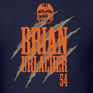 Brian Urlacher #54 Bears - Men's T-Shirt