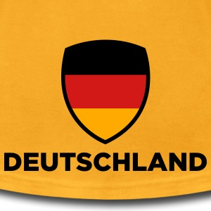 Germany Emblem Big 2 (3c) T-Shirts - Men's T-Shirt by American Apparel
