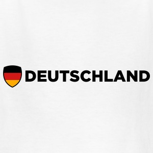 Germany Emblem Side 2 (3c) Kids' Shirts - Kids' T-Shirt