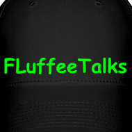 Design ~ FLuffeeTalks Baseball cap.