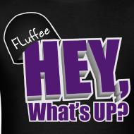 Design ~ Mens T-shirt Hey, Whats up?