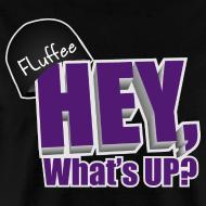 Design ~ Mens T-shirt Hey, Whats up?