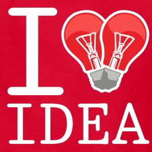 I Love Idea - Kids' T-Shirt