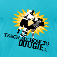 Design ~ Dougie Men's Teal AA Tee