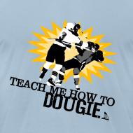 Design ~ Dougie Men's Sky Blue AA Tee