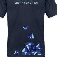 Design ~ Drop A Gem (diamonds)